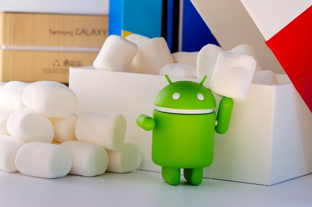 I want to create an Android App!