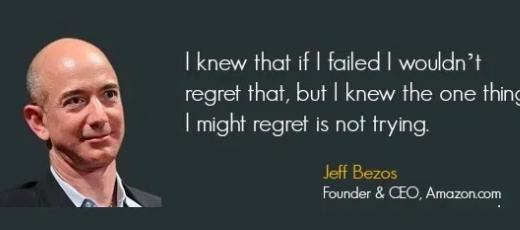 Jeff Bezos Startup Failure